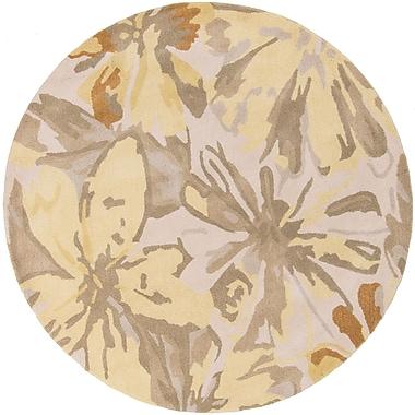 Surya Athena ATH5071-6RD Hand Tufted Rug, 6' Round