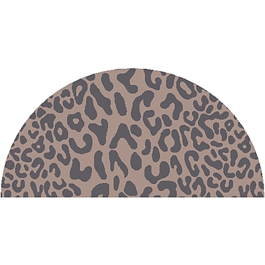 Surya Athena ATH5114-24HM Hand Tufted Rug, 2' x 4' Semi-Circle