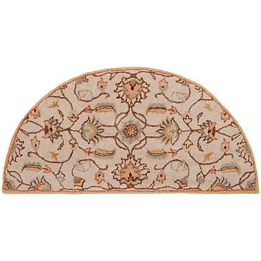 Surya Caesar CAE1029-24HM-HM Hand Tufted Rug, 2' x 4' Rectangle