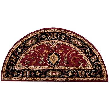 Surya Caesar CAE1031-24HM-HM Hand Tufted Rug, 2' x 4' Rectangle