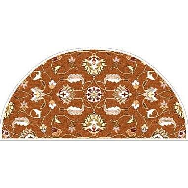 Surya Caesar CAE1117-24HM Hand Tufted Rug, 2' x 4' Semi-Circle