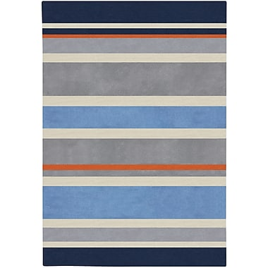 Surya Chic CHI1040-810 Hand Tufted Rug, 8' x 10' Rectangle