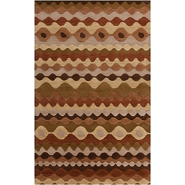 Surya Oasis OAS1087-811 Hand Tufted Rug, 8' x 11' Rectangle