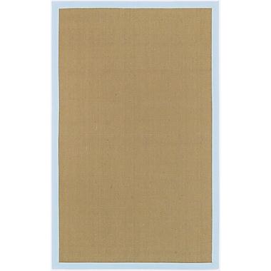 Surya Soho BLUE Hand Woven Rug, 5' x 8' Rectangle