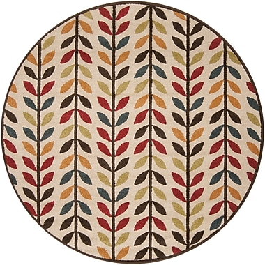 Surya Monterey MTR1016-67RD Machine Made Rug, 6'7