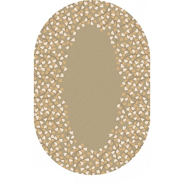 Surya Athena ATH5119-69OV Hand Tufted Rug, 6' x 9' Oval