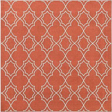 Surya Alfresco ALF9591-89SQ Machine Made Rug, 8'9