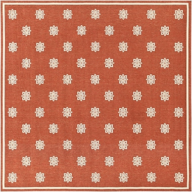 Surya Alfresco ALF9611-89SQ Machine Made Rug, 8'9