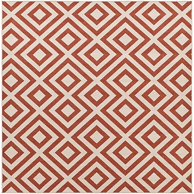 Surya Alfresco ALF9642-89SQ Machine Made Rug, 8'9