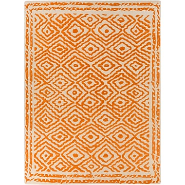 Surya Beth Lacefield Atlas ATS1003-23 Hand Knotted Rug, 2' x 3' Rectangle