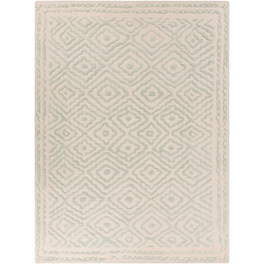 Surya Beth Lacefield Atlas ATS1007-811 Hand Knotted Rug, 8' x 11' Rectangle