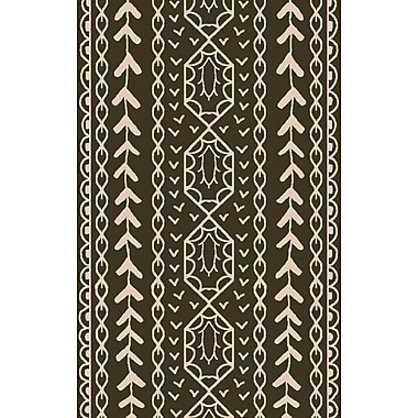 Surya Jill Rosenwald Bjorn BJR1003-58 Hand Knotted Rug, 5' x 8' Rectangle