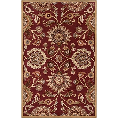 Surya Caesar CAE1061-58 Hand Tufted Rug, 5' x 8' Rectangle