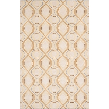 Surya Candice Olson Modern Classics CAN1985-58 Hand Tufted Rug, 5' x 8' Rectangle