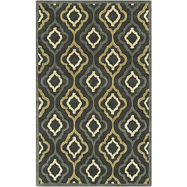 Surya Candice Olson Modern Classics CAN2025-811 Hand Tufted Rug, 8' x 11' Rectangle