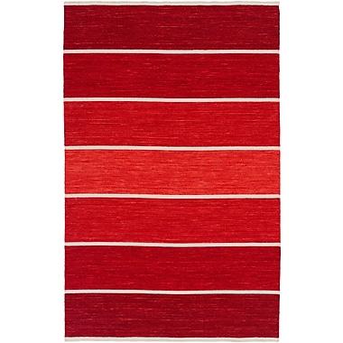 Surya Calvin CLV1046-811 Hand Woven Rug, 8' x 11' Rectangle