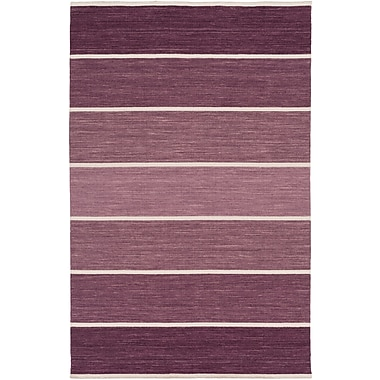 Surya Calvin CLV1047-811 Hand Woven Rug, 8' x 11' Rectangle