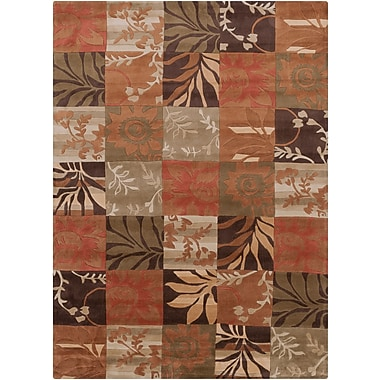 Surya Cosmopolitan COS8818-811 Hand Tufted Rug, 8' x 11' Rectangle