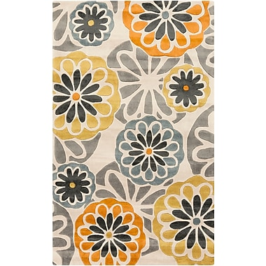 Surya Cosmopolitan COS9206-811 Hand Tufted Rug, 8' x 11' Rectangle