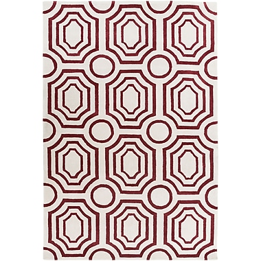 Surya Angelo Home Hudson Park HDP2103-810 Hand Tufted Rug, 8' x 10' Rectangle