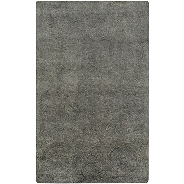 Surya Henna HEN1023-811 Hand Tufted Rug, 8' x 11' Rectangle