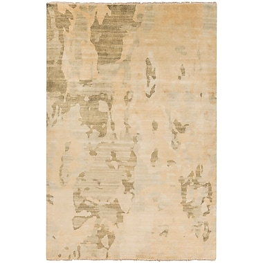 Surya Hillcrest HIL9029-913 Hand Knotted Rug, 9' x 13' Rectangle