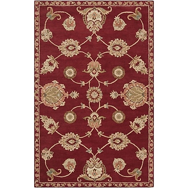 Surya Langley LAG1001-811 Hand Tufted Rug, 8' x 11' Rectangle