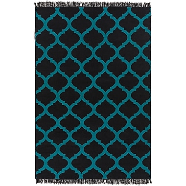 Surya Lagoon LGO2019-913 Hand Woven Rug, 9' x 13' Rectangle