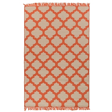 Surya Lagoon LGO2024-58 Hand Woven Rug, 5' x 8' Rectangle