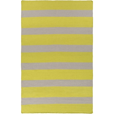 Surya Lagoon LGO2041-811 Hand Woven Rug, 8' x 11' Rectangle