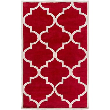 Surya Mamba MBA9062-23 Hand Tufted Rug, 2' x 3' Rectangle