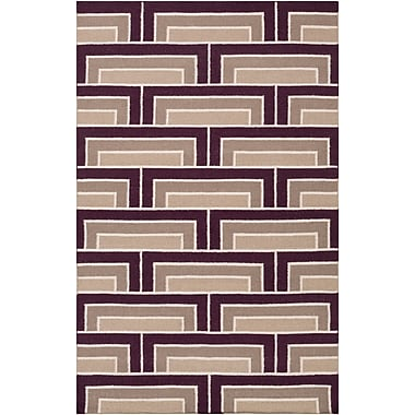 Surya Florence Broadhurst Paddington PDG2005-811 Hand Woven Rug, 8' x 11' Rectangle