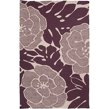 Surya Florence Broadhurst Paddington PDG2013-811 Hand Woven Rug, 8' x 11' Rectangle