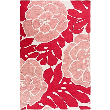 Surya Florence Broadhurst Paddington PDG2015-58 Hand Woven Rug, 5' x 8' Rectangle