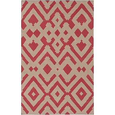 Surya Florence Broadhurst Paddington PDG2020-58 Hand Woven Rug, 5' x 8' Rectangle