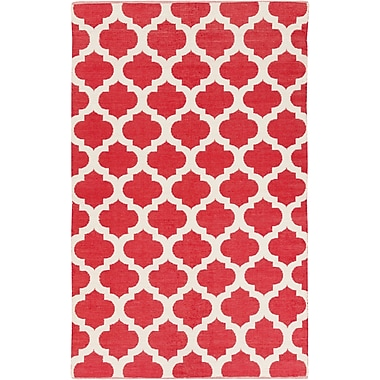 Surya Picnic PIC4002-58 Hand Woven Rug, 5' x 8' Rectangle