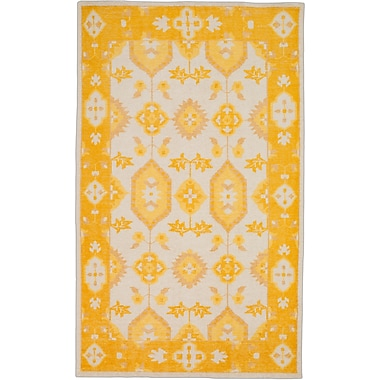 Surya Pazar PZR6007-23 Hand Knotted Rug, 2' x 3' Rectangle