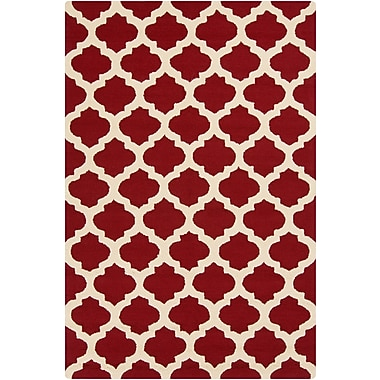 Surya Storm SOM7751-23 Hand Hooked Rug, 2' x 3' Rectangle