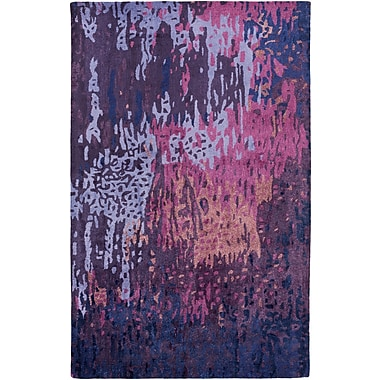 Surya Serenade SRD2005-58 Hand Tufted Rug, 5' x 8' Rectangle