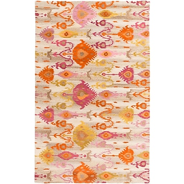 Surya Surroundings SUR1016-58 Hand Tufted Rug, 5' x 8' Rectangle