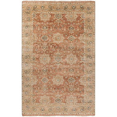 Surya Victoria VIC2002-5686 Hand Knotted Rug, 5'6