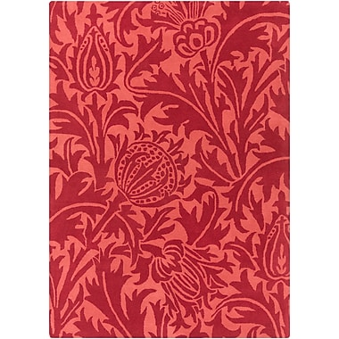 Surya William Morris William Morris WLM3007-23 Hand Tufted Rug, 2' x 3' Rectangle