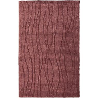 Surya Wave WVE1002-811 Hand Loomed Rug, 8' x 11' Rectangle