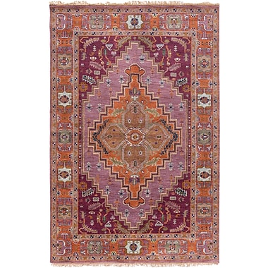 Surya Zeus ZEU7820-23 Hand Knotted Rug, 2' x 3' Rectangle
