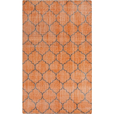 Surya Zahra ZHA4014-811 Hand Knotted Rug, 8' x 11' Rectangle