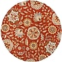 Surya Athena ATH5126-6RD Hand Tufted Rug, 6' Round