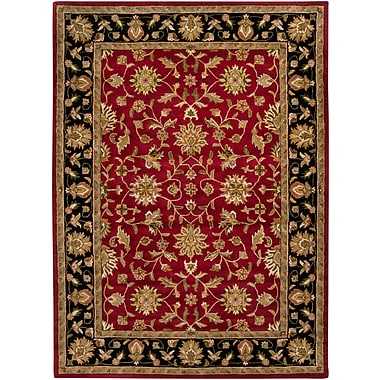 Surya Crowne CRN6013-811 Hand Tufted Rug, 8' x 11' Rectangle