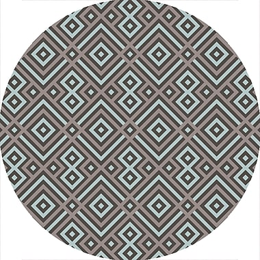 Surya Brentwood BNT7698-3RD Hand Hooked Rug, 3' Round