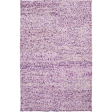 Surya Bazaar BZR8002-811 Hand Knotted Rug, 8' x 11' Rectangle