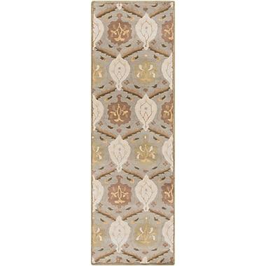 Surya Caesar CAE1122-268 Hand Tufted Rug, 2'6